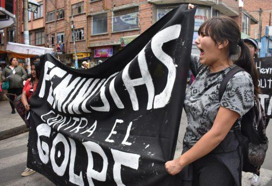 """Comisión Feminista Plurinacional: """"La pandemia no autoriza a perder la memoria, ni la solidaridad"""""""