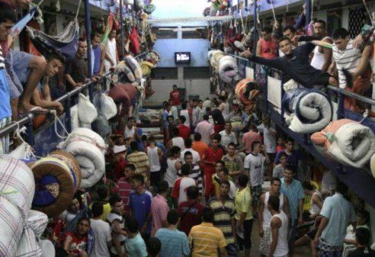Colombia: Tras los barrotes del coronavirus