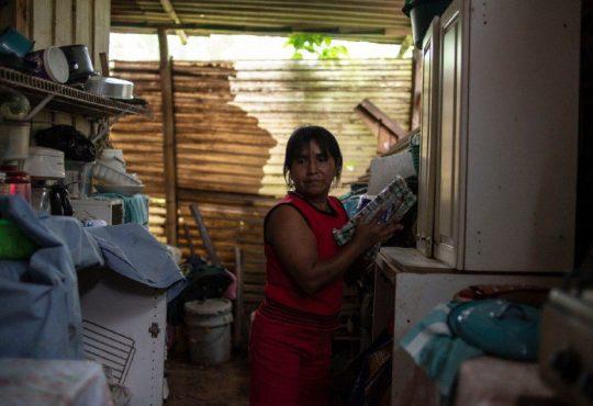 Centroamérica: Hambre o coronavirus