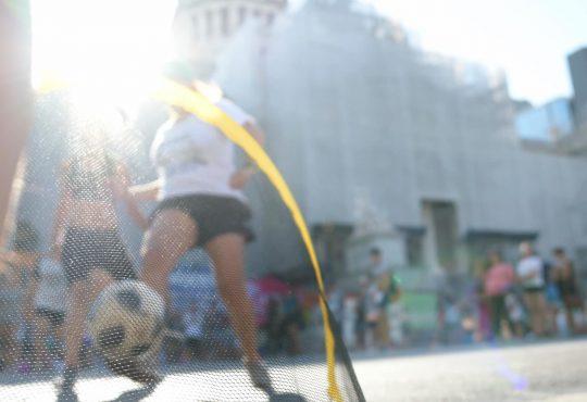 Francia y el Mundial de las pibas: vivir de fútbol las 24 horas