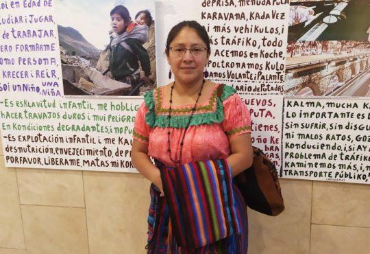 """Guatemala: """"El Estado, la Iglesia, el militarismo y el narcotráfico van de la mano"""""""