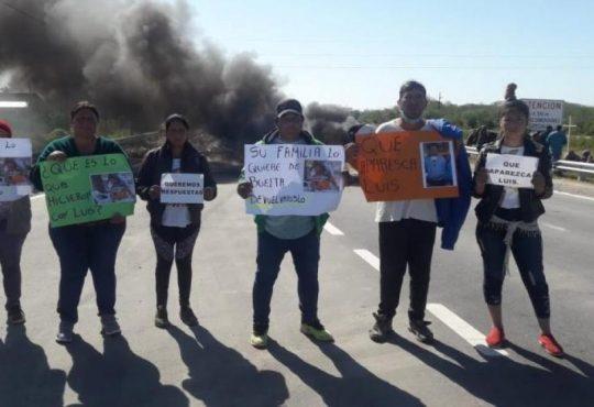 Desaparición forzada en Tucumán: ¿dónde está Luis Espinoza?