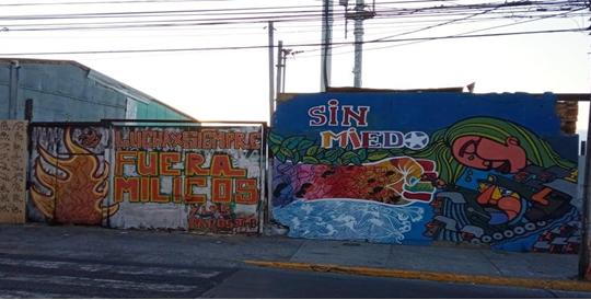 Chile: la autogestión de los cuidados en la resistencia
