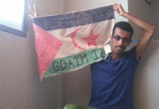 """Bachir Khada, preso saharaui: """"Sufrimos las peores vejaciones y torturas"""""""