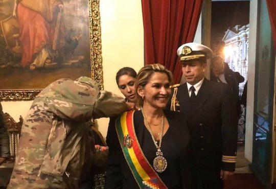 Bolivia: la OEA es el fraude