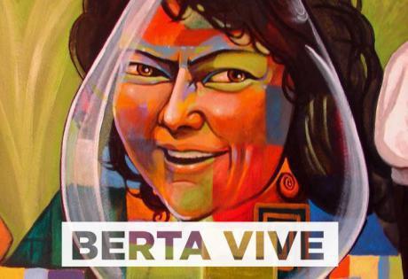 ¿Quién Mató a Berta Cáceres? Libro de Nina Lakhani