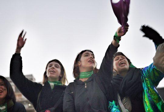 A dos años de la media sanción del Aborto Legal: inmortalizar un tremendo pedazo de historia