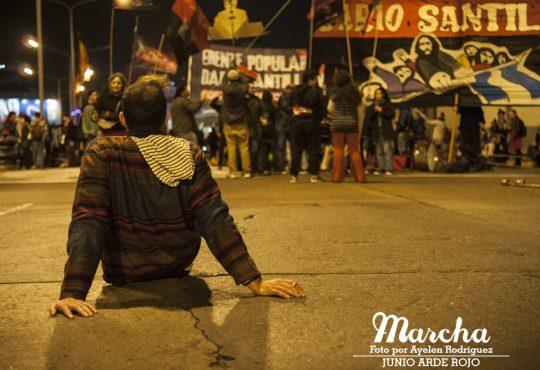 """Mi primer 26 de junio: La Estación """"Darío y Maxi"""" hecha una fiesta popular"""