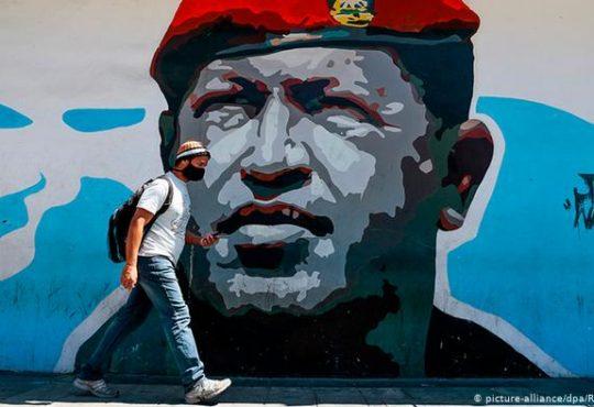 Venezuela: El Asedio y los colapsos