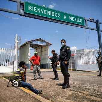Centroamérica: El drama migratorio en plena pandemia