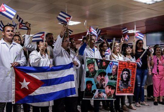 EE.UU: nuevo ataque contra las misiones médicas de Cuba