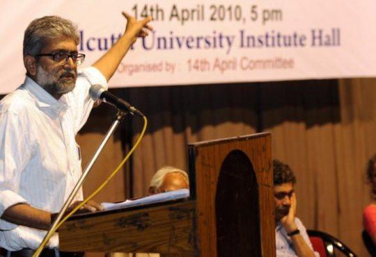 La lucha por la justicia de Gautam Navlakha
