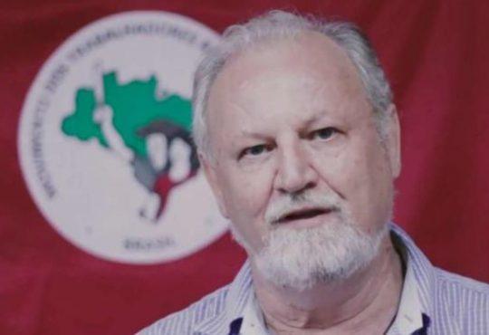 """João Pedro Stédile: """"La reforma agraria sólo es posible si hay dos elementos, la fuerza del campesinado y un gobierno popular"""""""