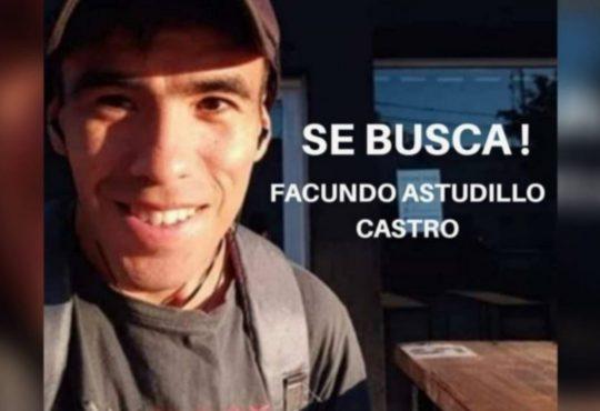 ¿Dónde está Facundo Castro?