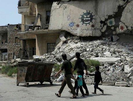 Siria y el Covid-19: Las limitaciones de Rojava y la oposición