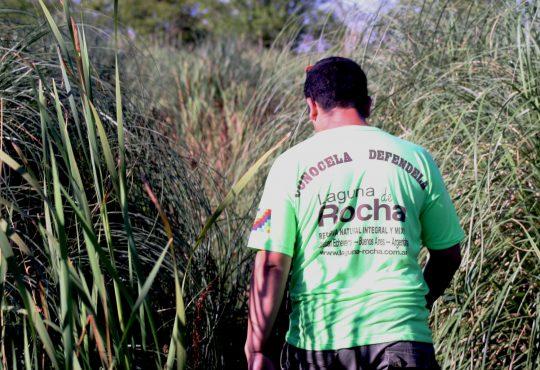 Hay equipo para la destrucción de la Reserva Natural de Rocha