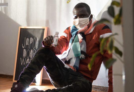 Japoo Door Warr:  Organización y autogestión de la comunidad senegalesa en tiempos de pandemia