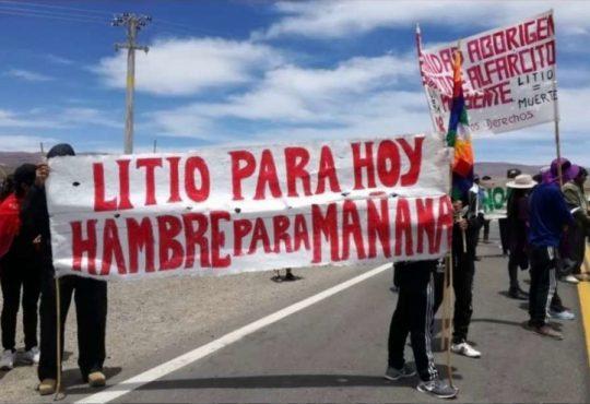 Entre el despojo y la desesperación: Pandemia y extractivismo en Jujuy