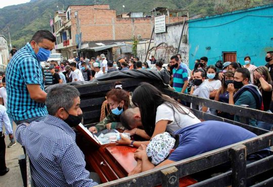 Colombia: La expansión a sangre