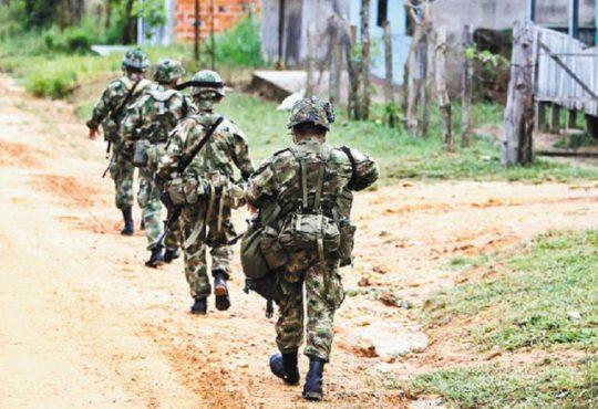Colombia: Militarización, masacres y glifosato