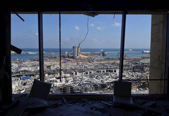 Beirut tras la explosión. La mirada de un mexicano en el Líbano