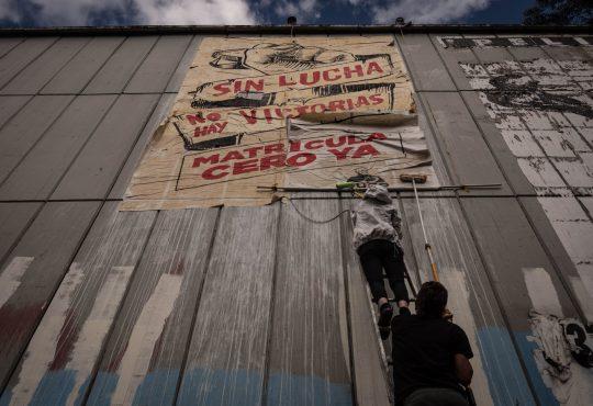 Colombia: Estudiantes exigen #MatrículaCero en universidades públicas