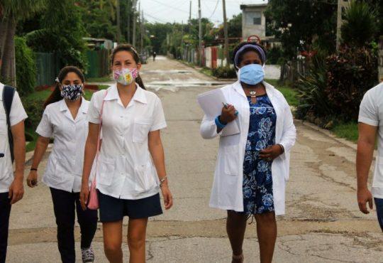 Cuba: el protagonismo de la juventud frente a la pandemia