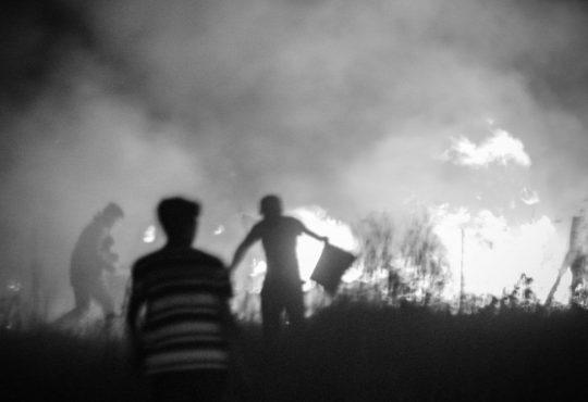 Córdoba: entre los incendios y la desidia provincial
