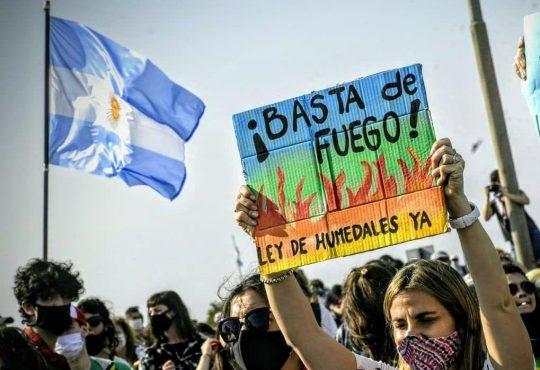 ¿Por qué Argentina necesita una Ley de Humedales?