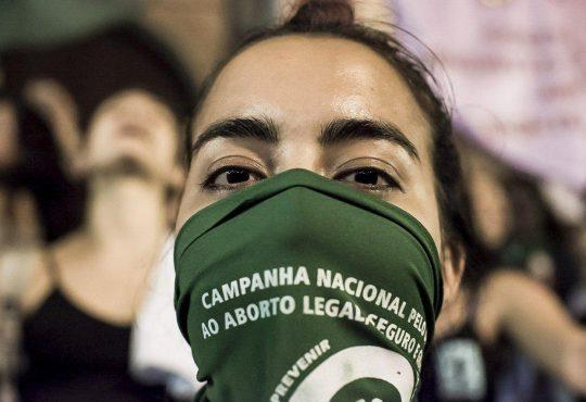 Ante la reacción fascista, ¡aborto legal es vida!