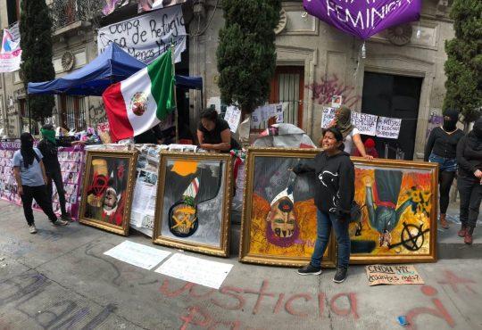 México: ocupar la Revolución