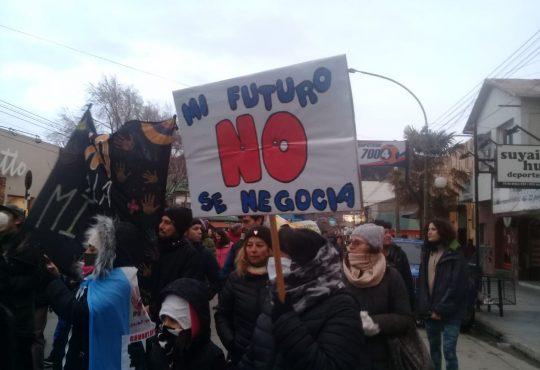 Chubut: asambleas ciudadanas contra la megaminería y en defensa de la vida