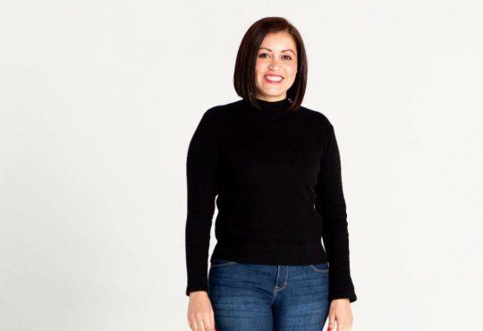"""Yeymi Muñoz: """"La unidad entre mujeres nos llevará a avanzar en El Salvador"""""""