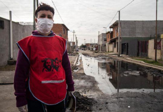 La organización es esencial: enfrentar la pandemia desde la primera línea
