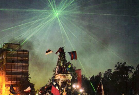 """Chile: """"Estamos en la calle sosteniendo nuestro proyecto histórico"""""""