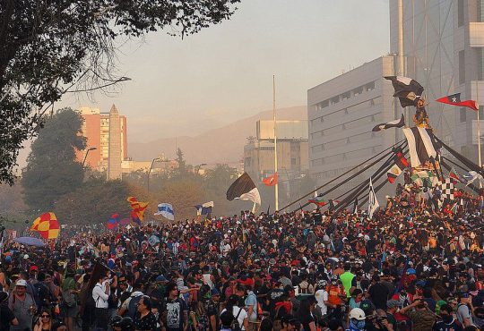 Una constitución surgida del pueblo chileno