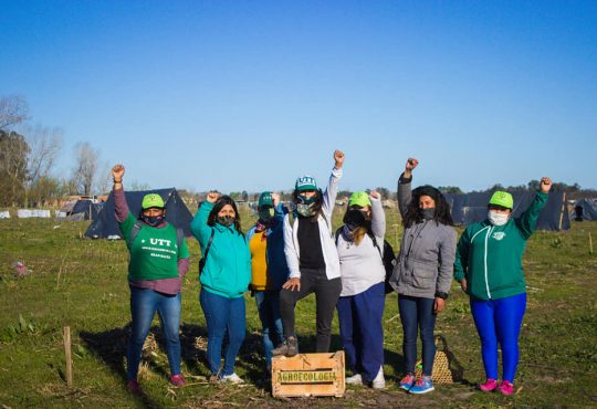 Trabajadoras campesinas: luchar contra las desigualdades y por ser visibles
