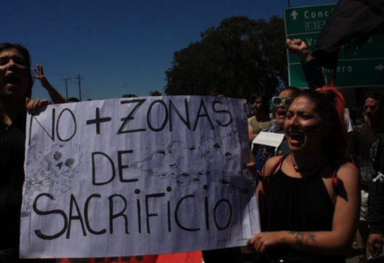 Chile: Vivir y resistir en una Zona de Sacrificio