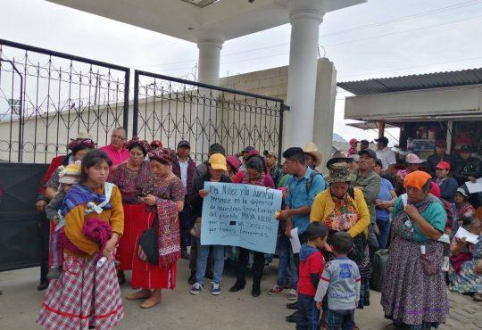 Guatemala: comunidades en defensa de la brigada médica cubana