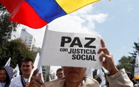 Colombia: 9 claves sobre seguridad, paz y Derechos Humanos del 2020
