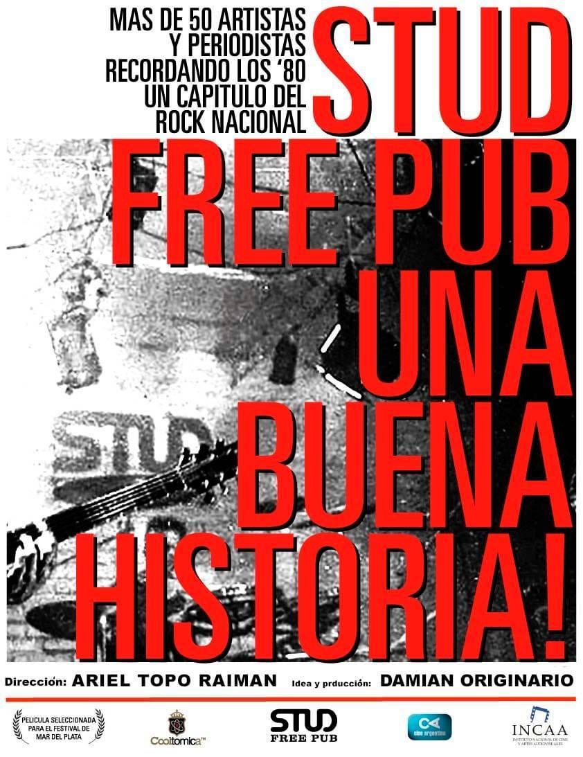 Stud Free Pub