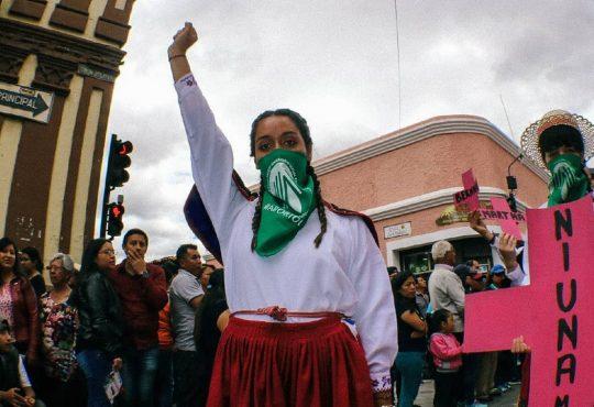 Ecuador: la vuelta del progresismo será con aborto legal o no será