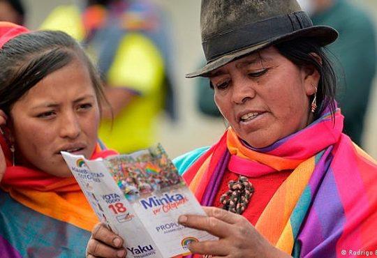 Ecuador: ¿Quién es quién en la disputa por la presidencia?