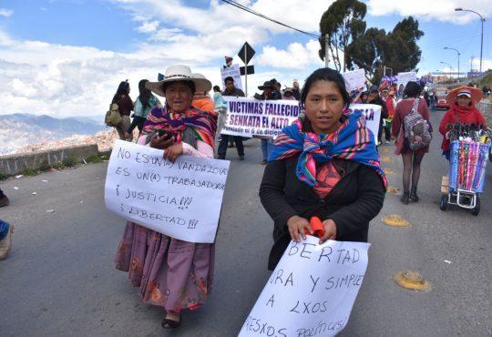 Juicio y castigo en Bolivia: llamar las cosas por su nombre