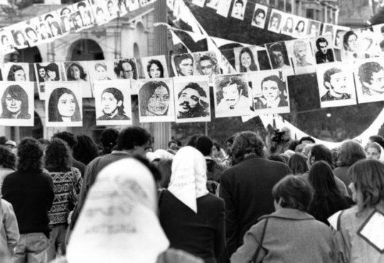 Sin lugar para el olvido: A 45 años del golpe genocida