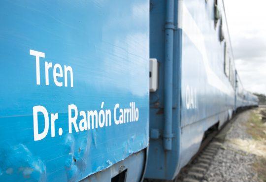 El presente de un antiguo sueño: El tren de desarrollo social y sanitario