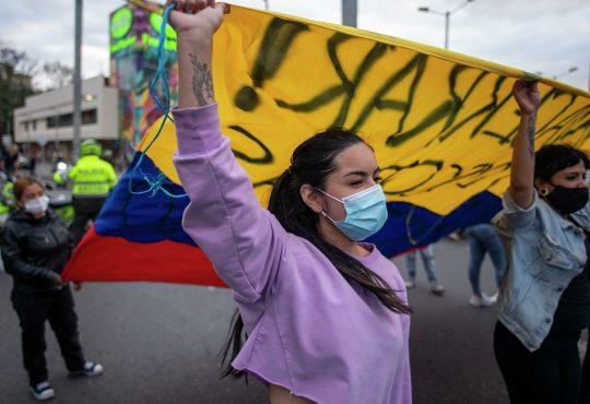 Colombia: Seguiremos parando hasta que la vida sea digna