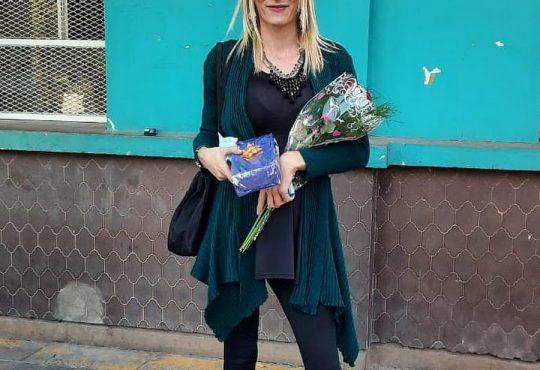 """Celina Esteban: """"Para mí es un orgullo convertirme en la primera jefa trans"""""""