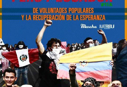 #11A Elecciones en Perú y Ecuador: Entre demandas pandémicas e históricas