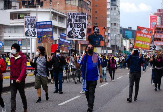 Colombia: Paro Nacional para frenar la muerte